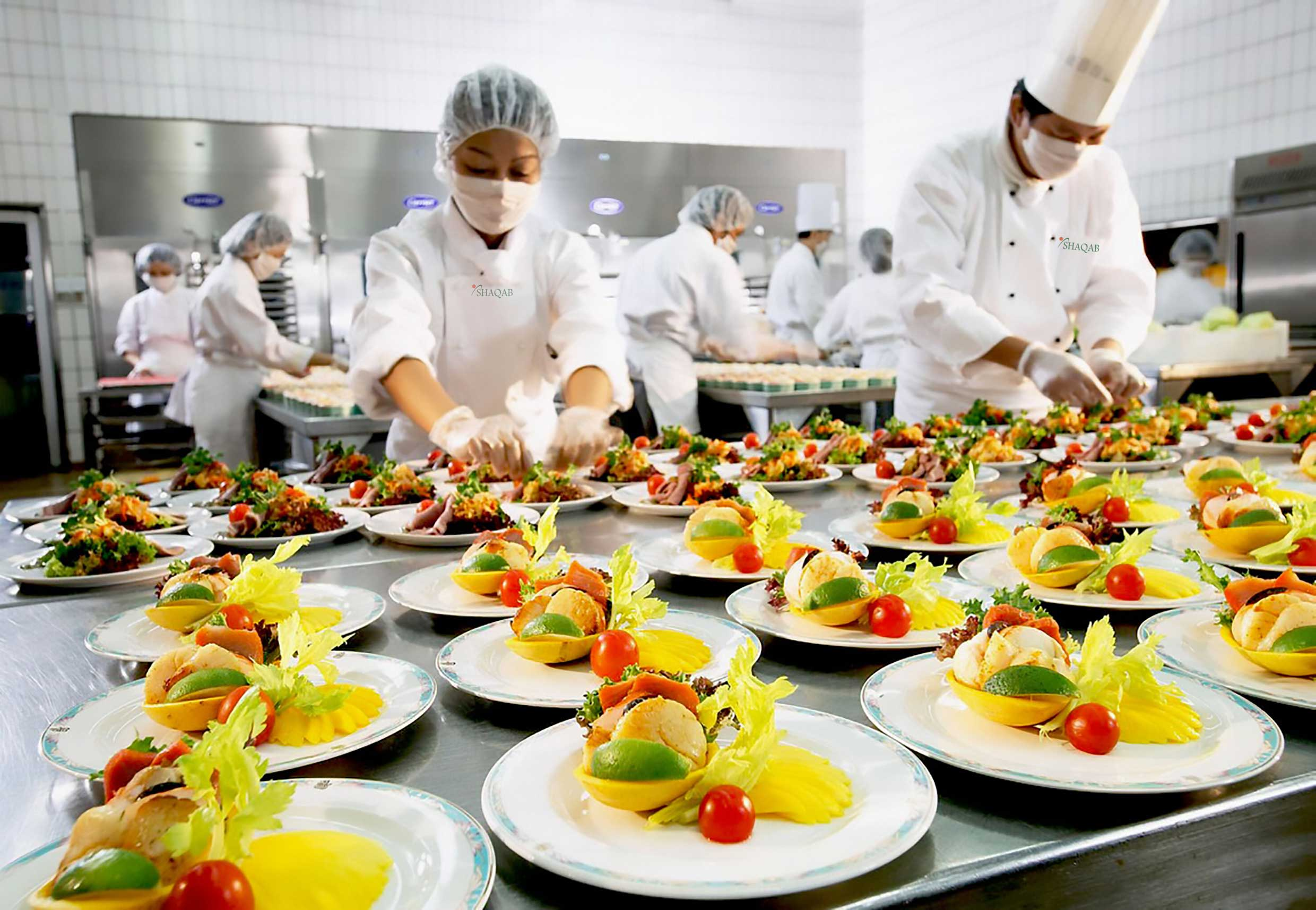 Shaqab for Catering companies
